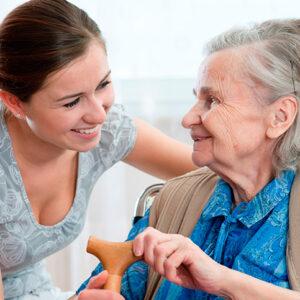 Edades Ayuda a domicilio y cuidado de mayores