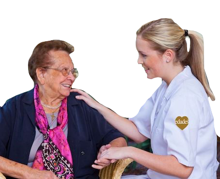 Edades ayuda a domiciilio